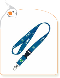 Lanyard with Detachable Clip